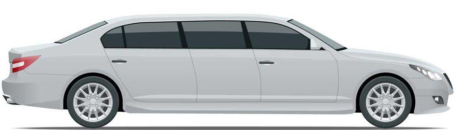 white limousine in san antonio tx